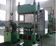 100Tons hydraulic press machine for rubber vulcanization/vulcanized silicone rubber compound
