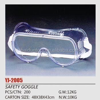 bbe24a41de6 Ce Transparent Pvc Safety Google glasses gogle - Buy Safety Goggle ...