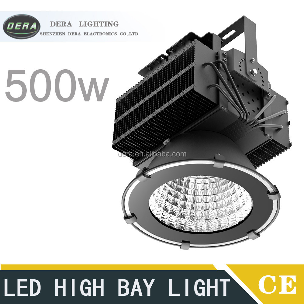 500w High Bay Light Pc Cooler Heat Sink Retrofit Listed Led High ...