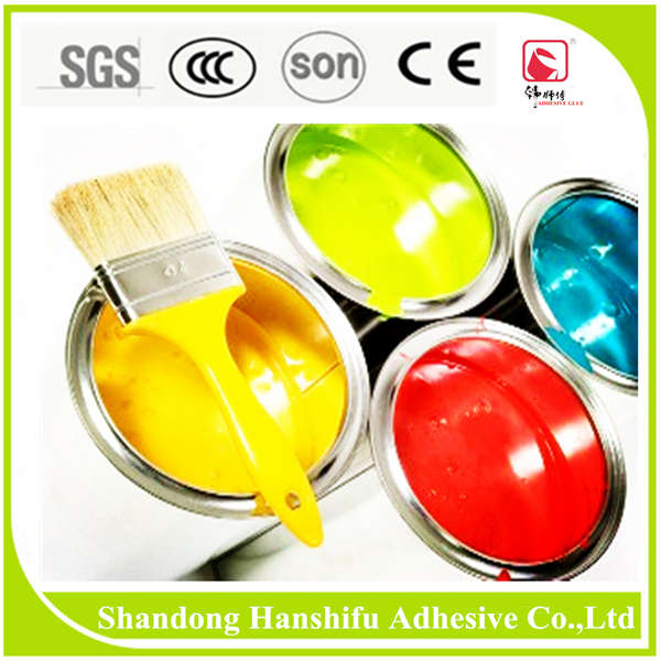 Water based liquid PU resin for Water-based highlights floor paint