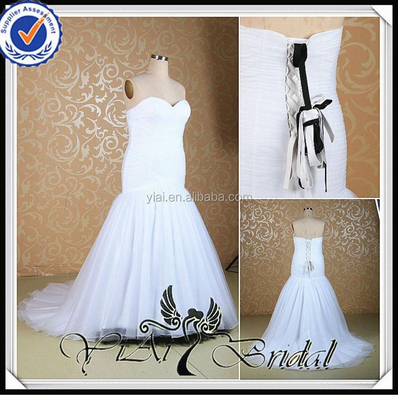 Rsw487 Black And White Plus Size Wedding Dress Patterns - Buy Plus Size  Wedding Dress,Black And White Wedding Dresses,Plus Size Wedding Dress  Patterns ...