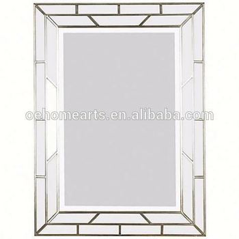 New design cheap price 2017 hot sale venetian wall mirror