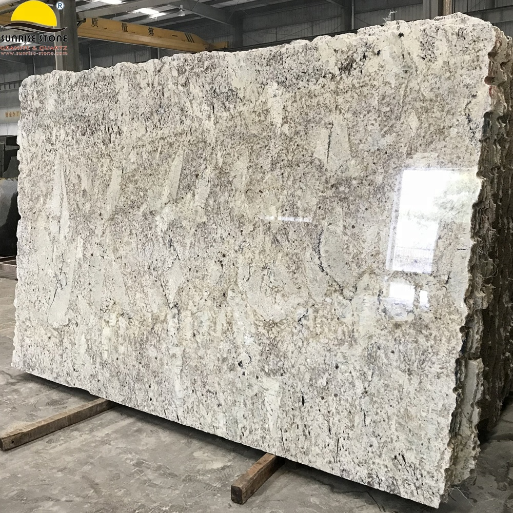 White Star Galaxy Granite Slabs