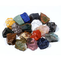 Wholesale Natural Colorful Tumbled Rough Assorted Stone Gemstone For Gifts