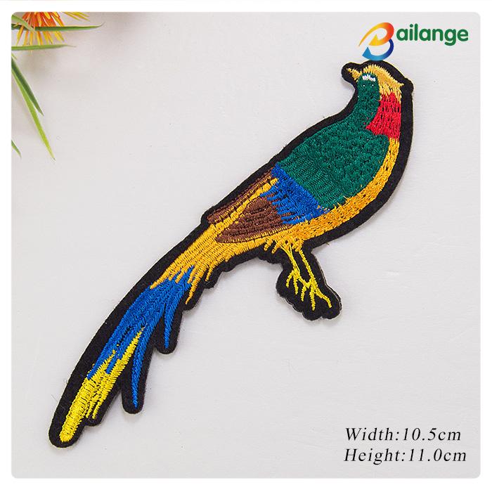 Personalizado Pájaro Diseño De Lentejuelas Aves Apliques Remiendo ...