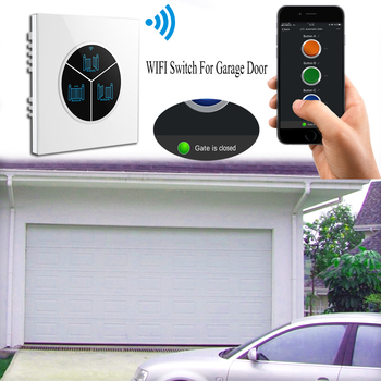 Switch Wireless Remote Control For Garage Gate Electric Door Opener