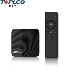 M8S PRO L Built in 2.4G/5G WiFi s912 android google video 3d tv box 3gb ram