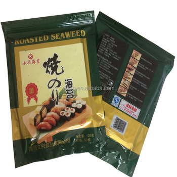 OEM dried green sushi nori seaweed