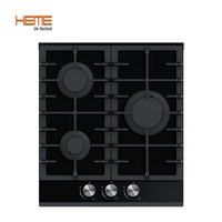 Tempered Glass top 3 burner gas stove/gas cooker/ gas cooktop