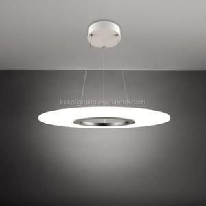 High quality led hanging lamp nano materials modern pendant lamp