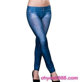 705c37e417981 Top Quality Fashion Wholesale Women Jeans Legging Jeggings ...