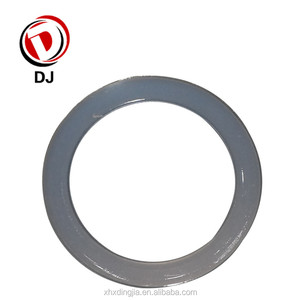 Chemical machinery parts nylon rubber stopper domed washers