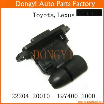 Maf Mass Air Flow Sensor 22204-20010 197400-1000 For Toyota Lexus - Buy  Mass Air Flow Sensor,22204-20010,197400-1000 Product on Alibaba com
