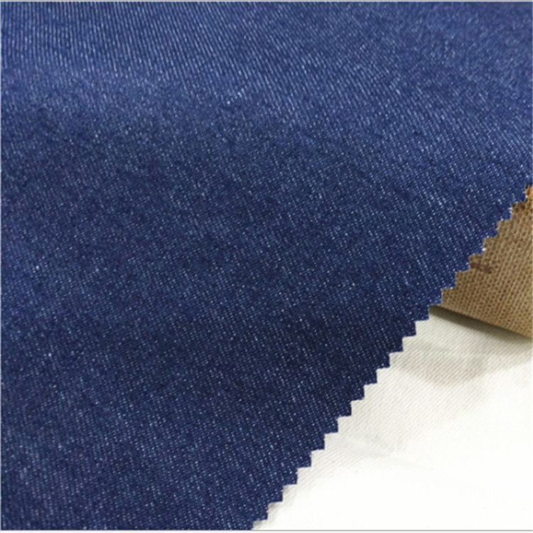 Certificated Top Quality 100% Cotton Organic Denim Fabric