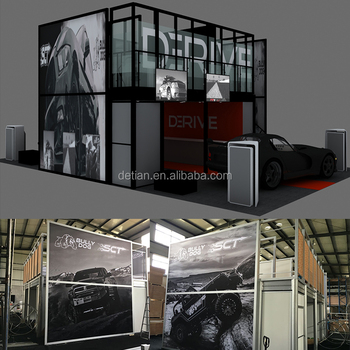 Modular Exhibition Stand Qld : Detian display offer modular two level stand expo exhibition buy