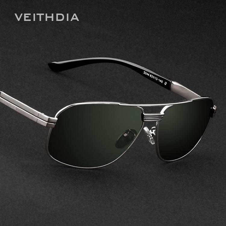 39e3d9bcbdd1 2014 Polarized Fashion Classic Men/women Unisex Sunglasses Retro Vintage  Frame 4 Color Lens Sun glasses
