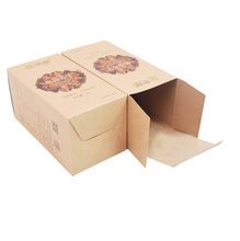 Dongguan factory <strong>supply</strong> Wholesale custom packaging kraft <strong>Corrugated</strong> paper Buckle bottom <strong>shipping</strong> paper packaging <strong>box</strong>