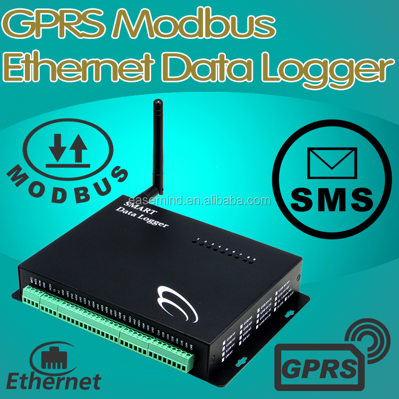 GPRS Modbus Ethernet data logger <strong>temperature</strong> ip67 modbus meter digital thermometer