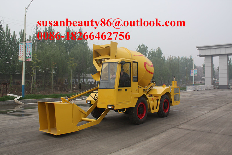 Long jiu LJ-3000 concrete mixer price