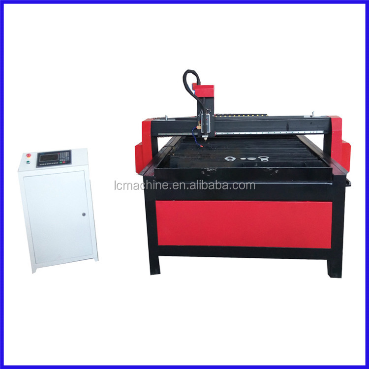 Cnc Plasma Cutter Made In China With Working Area 1300x2500mm ...