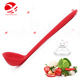 New product 2017 silicone wide and narrow spatula hot selling kitchenware