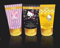 Hello Kitty UV hand and body Lotion