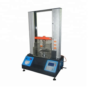 Double Column Tensile Point Load Glass Bending Testing Machine For Phone
