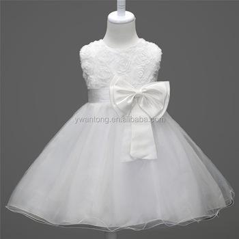 2018 De La Flor De Los Niños Princesa Vestidos Para 3 Años 8 Años Buy Niña Bautizo Vestidosvestidos De Fiestaprincesa Vestido Product On