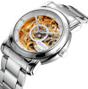 SKONE S80014 Cool skeleton automatic watch mechanical movement