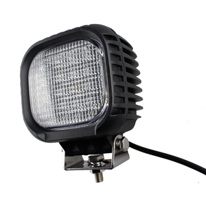 offroad car light 5inch 48W Crees LED work lamp spot flood 12V 24V for Truck Farm Machine tractor accessories Manufacturers