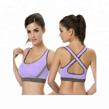Sexy training bra