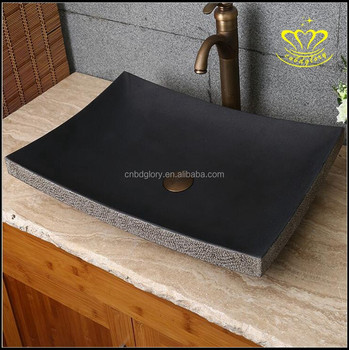Avrupa Tarzı Modern Basit Dikdörtgen Mermer Granit Lavabo Buy