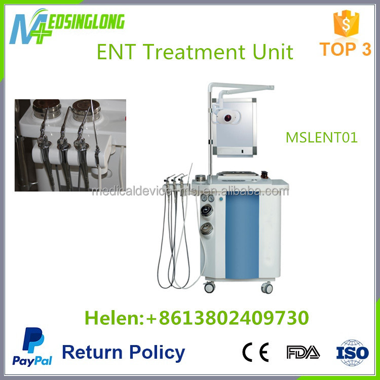2017 New ENT Treatment Unit/ Ears, Eyes, Nose and Throat Surgical Instruments MSLENT01