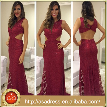 ABS Red Dresses