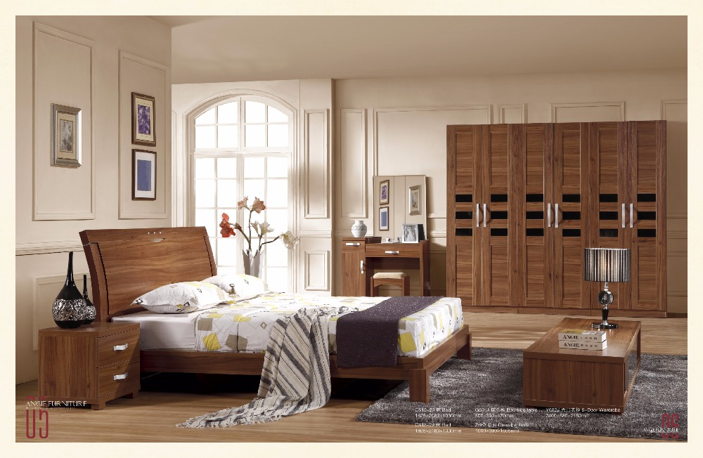 Bisini Luxury Wooden Malaysia Bedroom Furniture Set Mordern Product On Alibaba
