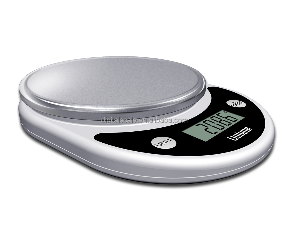 Round Digital Kitchen Cooking Scale, It's a Hot Sale Kitchen Scale