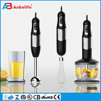 baby complementary food mixer Multi-functional Portable Mini Fruit Hand Mixer Hand held blender mixer