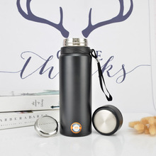 750ML SS 304 Material Stainless Water Bottle, Custom Logo Steel Bottle, Hot-Water Bottle