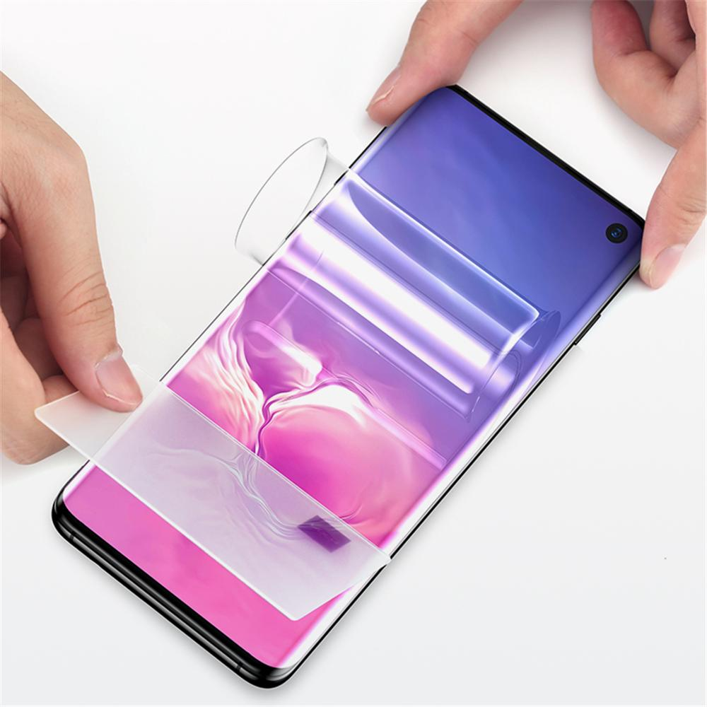 ROCK Hydrogel Screen Protector Tempered Glass for Samsung Galaxy S10 S10 Puls Protective Film