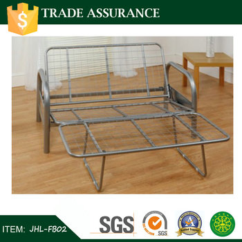 Best Price All In One Collapsible Futon Metal Sofa Bed Buy Best