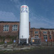 new designed cryogenic liquid oxygen tank for sale