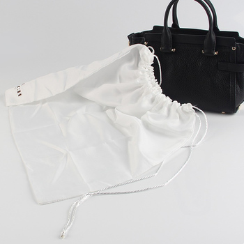Custom Nylon Dust Bag For Handbags With Logo Printing
