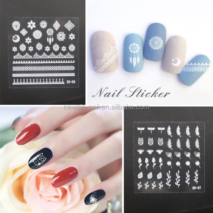 Groothandel Nail Supplies Custom Ontwerpen Hart Nail Art Designs