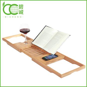 08e054209c5 Eco-Friendly Natural Bamboo Bathroom Accessories Bath Sets Cheap Bamboo  over Bath Rack Wholesale