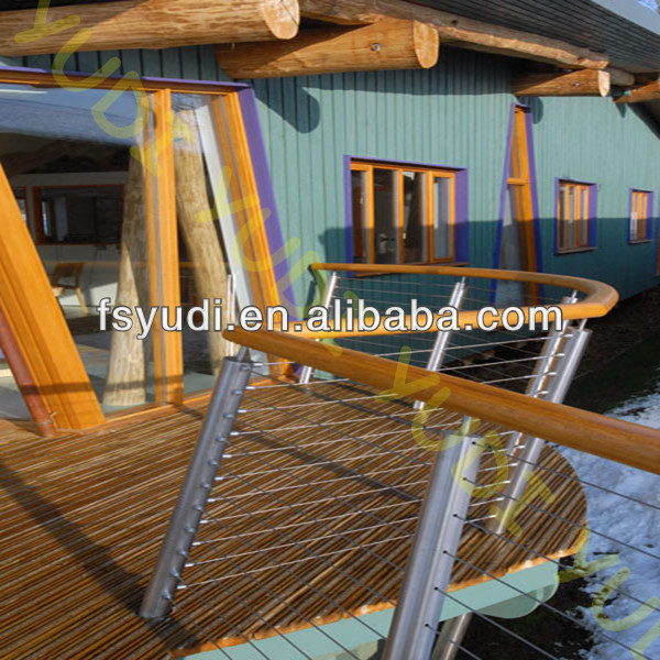 steel cable railing systems for decks