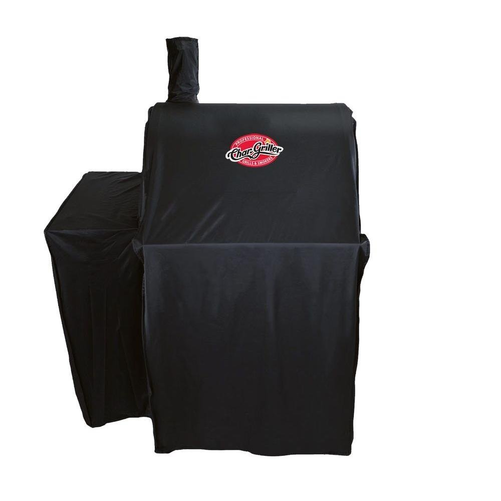 Char-Griller 8195 Grand Champ Black Grill Cover
