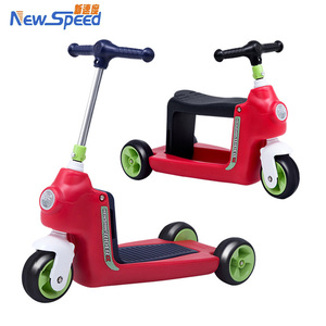 children summer winter outdoor tool 3-6 age hot sell 3 wheels fun children foot pedal scooter kids for export