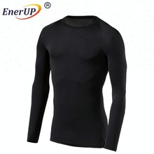 Copper Compression Custom half sleeve compression shirt