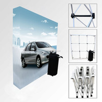 Hot Selling Aluminum Wall Banner Display, Pop Up Wall, Pop Up Banner