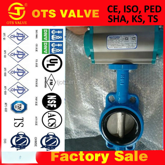 Bv-SY-281 oil, <strong>gas</strong>, water chemicals medium butterfly valve from tianjin factories